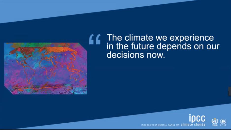 IPCC-rapport bevestigt urgentie Social Tipping Point Strategie
